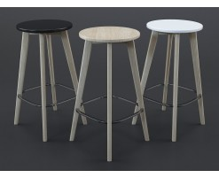 Fjord bar stools