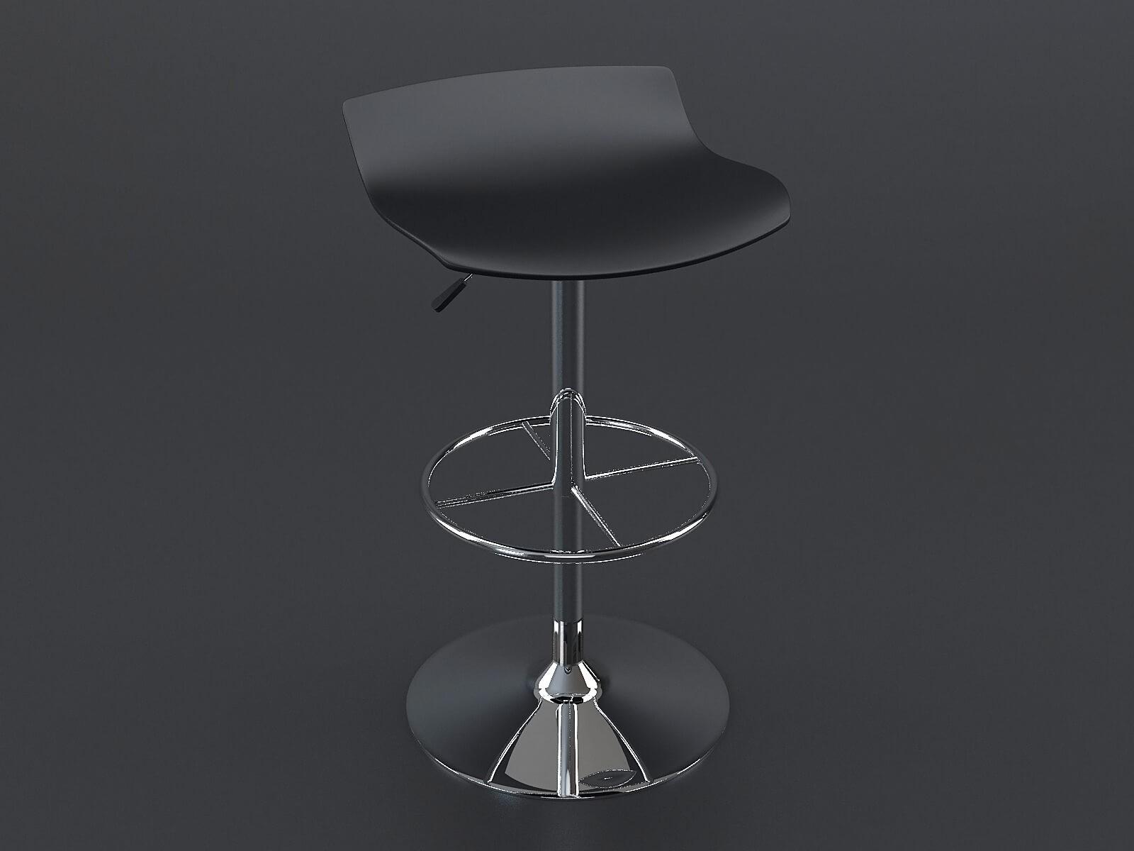 Kite bar stool