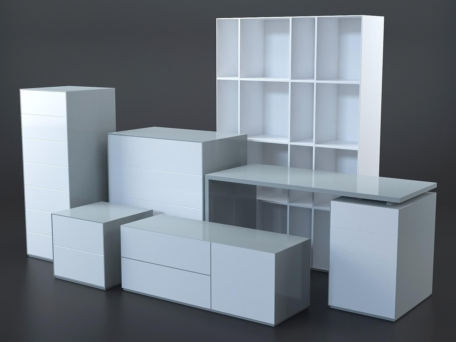 Collection meubles Stretto