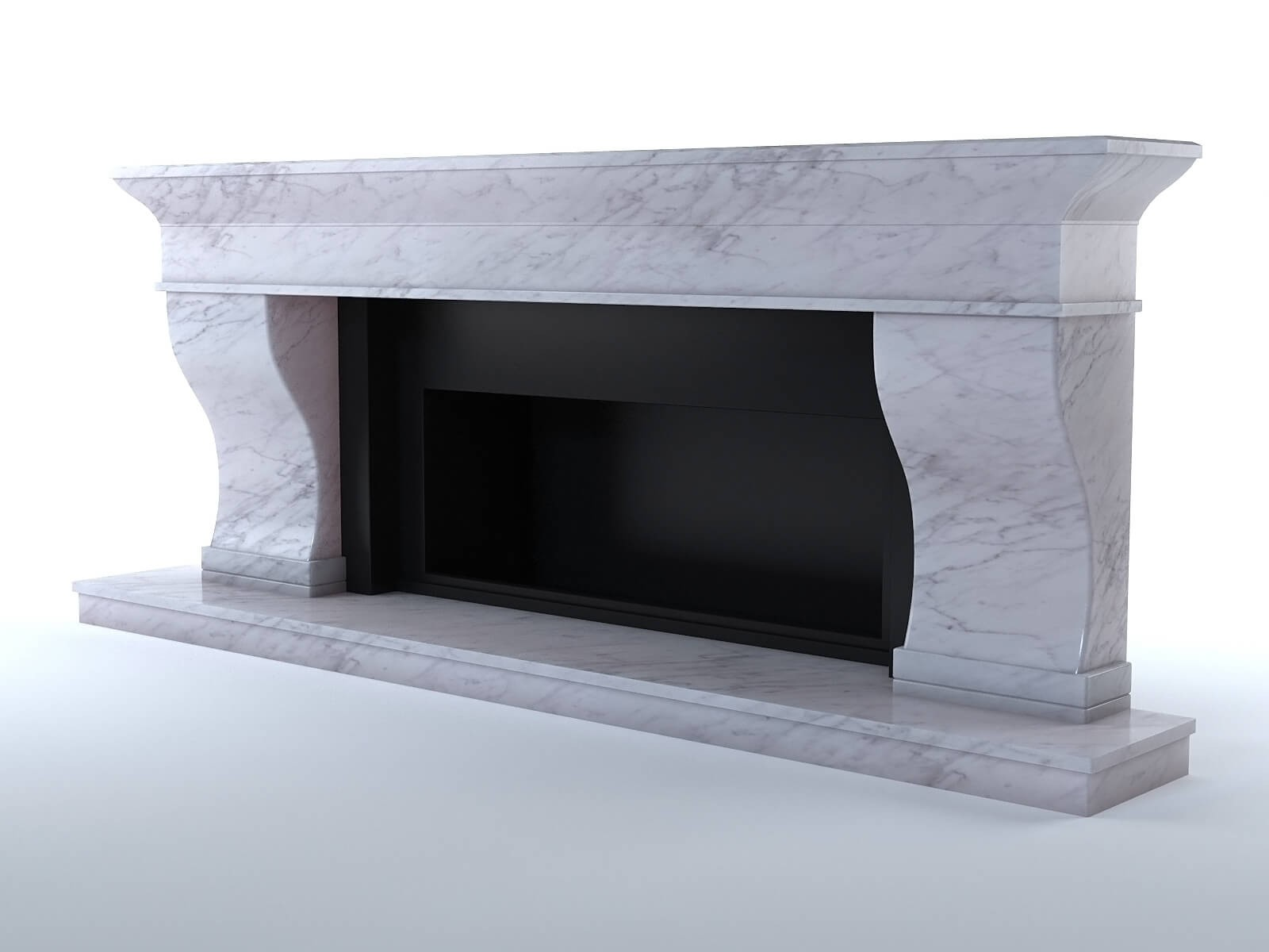 Cheminée marbre