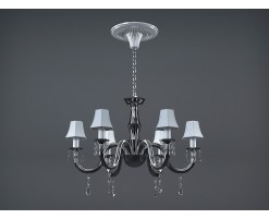 Metal candlestick