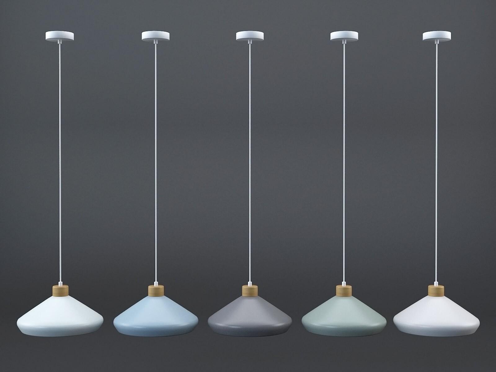 Albert lamp (set of 5)