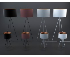 Collection lampes Tris
