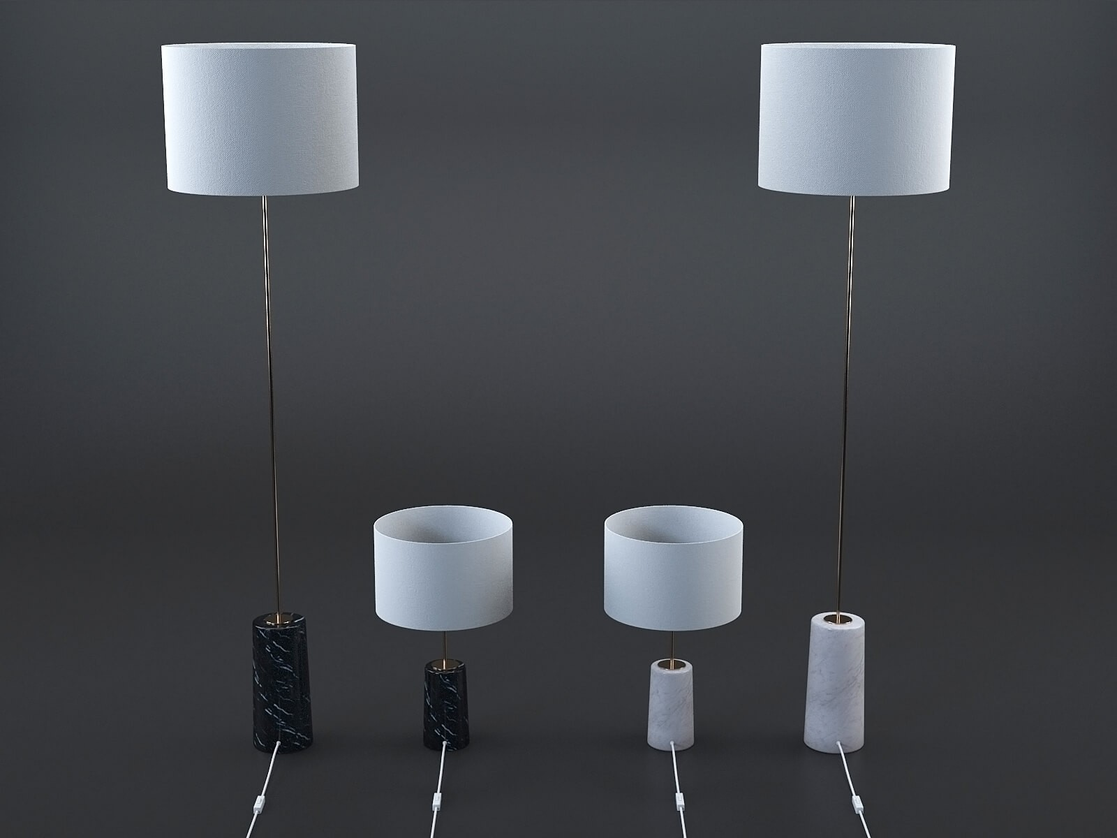 Collection lampes May