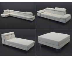 Collection 2 : beige sofas