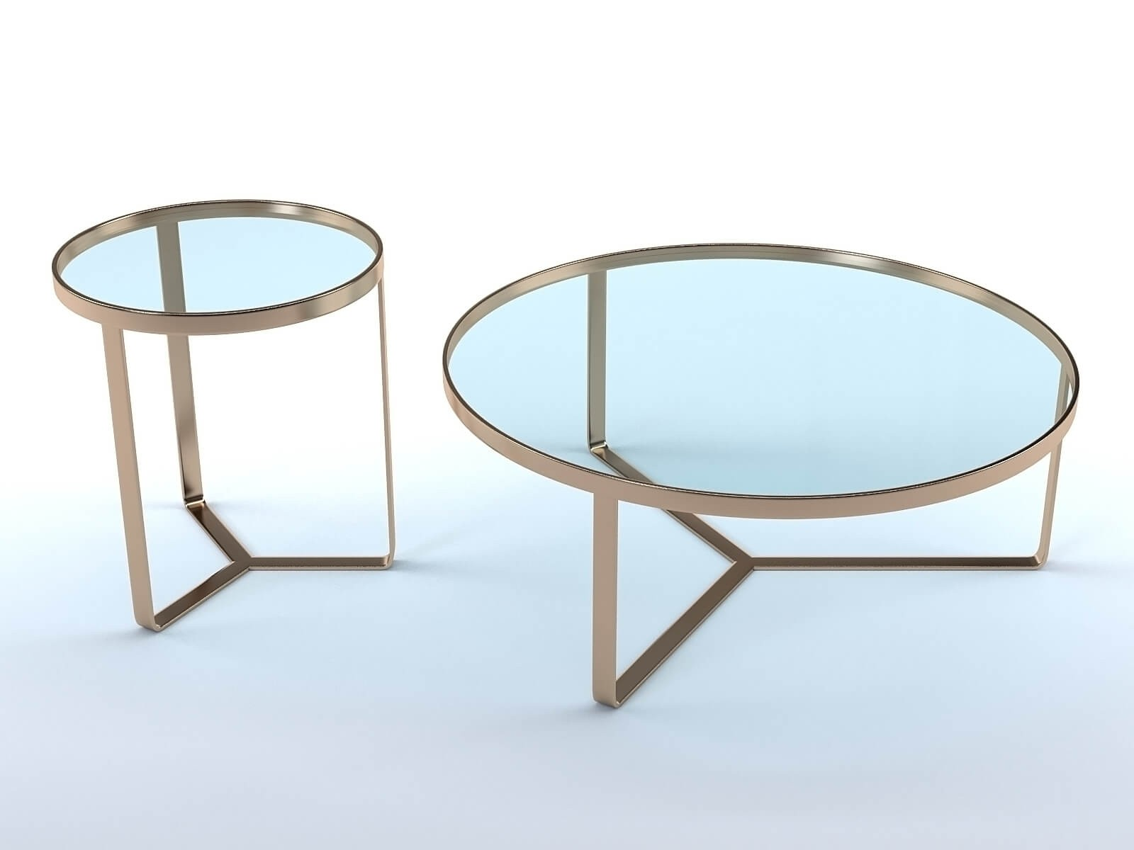Aula coffee tables (set of 4)