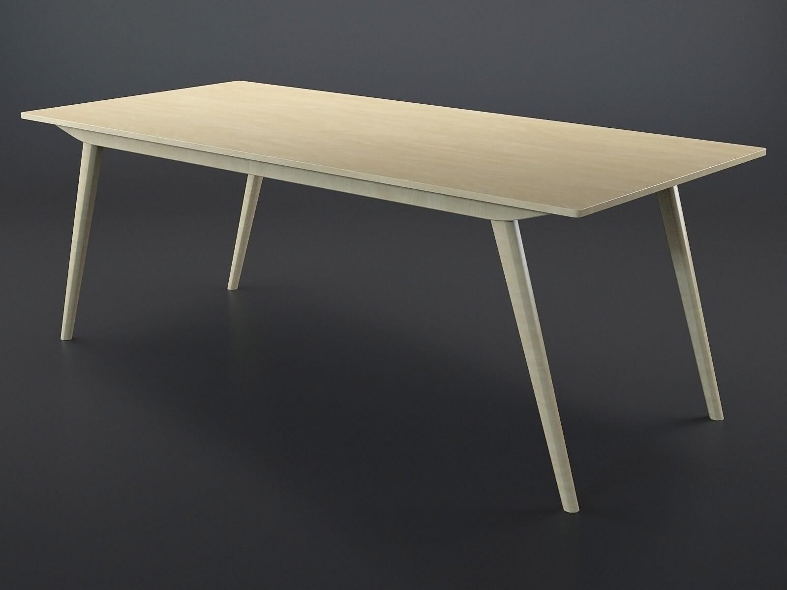 Aveiro oak table