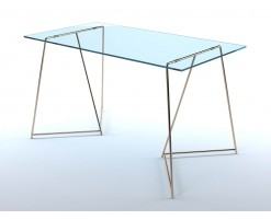 Table verre Patrizia