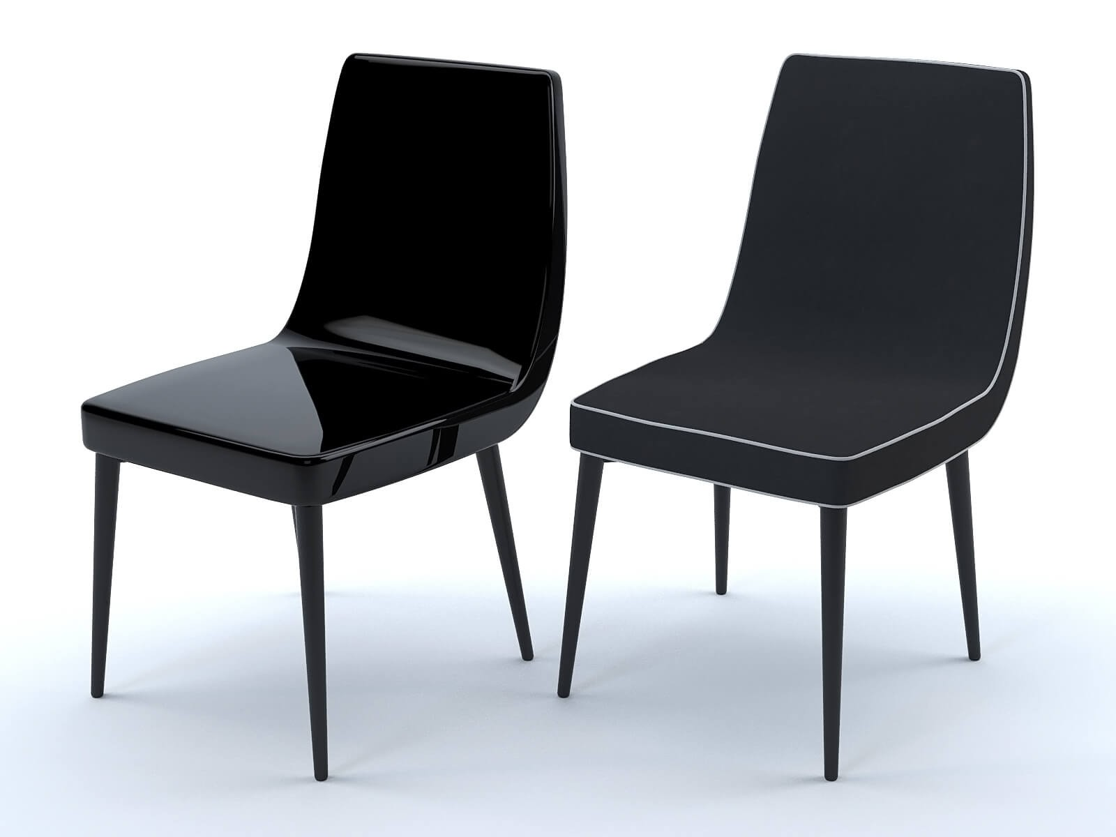 Herby chairs (set of 2)