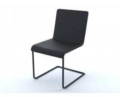 Black design chair